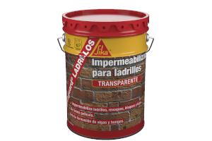 Sikaguard Ladrillos Transparente – Lata de 20 lt